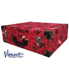 Vincent Nostalgic Master Case, Vintage Red