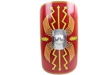 "35"" Medieval Roman Armour Legion Scutum Shield SCA LARP Costume Decor"