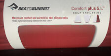New open box - Sea To Summit - Comfort Plus Self Inflating Sleeping Pad - Double