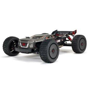 ARRMA 1/8 TALION 6S BLX 4WD EXtreme Bash Speed Truggy RTR (Black) - ARA8707