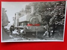 PHOTO  0-4-0ST LOCO AB 945/04 AT Yates Duxbury Paper Mill Bury