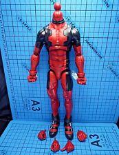Hasbro 1:6 Marvel Legends Series 12-inch Deadpool Figure - Muscular Body + Palms