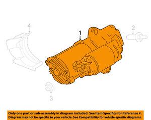 FORD OEM-Starter Motor FJ5Z11002A