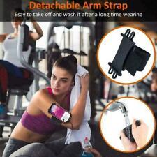 360° Cell Phone Running Phone Bag Bracelet Jogging Holder Band F7Z9 Belt L1R1