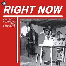 Right Now-Atlantic Club Soul & Deep Cuts 3-CD NEW SEALED Coasters/Clovers/Regals
