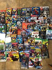 Lot 52 Superheroes Kids Readers/Picture Books DC Marvel Super Friends Star Wars