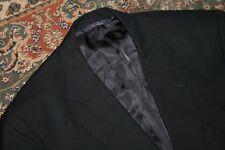 Brooks Brothers Navy Blue Loro Piana Wool Two Button Blazer 41 R USA