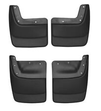 Husky Liners Front & Rear Mud Guards for 02-09 GMC Envoy 02-06 XL 04-05 XUV