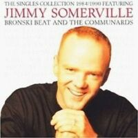 """JIMMY SOMERVILLE """"THE SINGLE COLLECTION"""" CD NEW"""