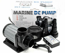 JEBAO/JECOD DCT 15000 DC MARINE CONTROLLABLE WATER RETURN AQUARIUM PUMP - GREY