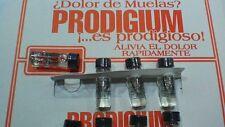 4 Prodigium 4cc.Tubes Best TOOTHACHE LIQUID EVER. DOLOR DE MUELAS ORAJEL FREE SH