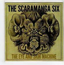 (GE466) The Scaramanga Six, The Eye & Skin Machine - DJ CD