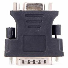 DMS-59pin Male To 15Pin Extension Adapter For PC VGA RGB Female Card D5E4