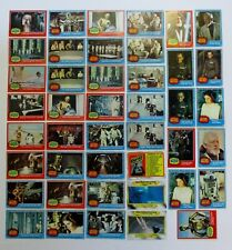 Collectable Star Wars trading cards, lot of 38, good condition from 1977 -  # 1