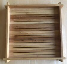 Partylite Verde Square Bamboo Tray P90087