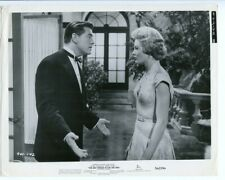 THE BEST THINGS IN LIFE ARE FREE-8X10-PROMO STILL-GORDON MACRAE-SHEREE NORTH-BIO