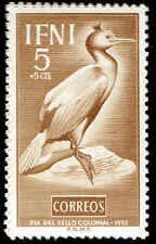 Scott # B10 - 1952 - ' Common Shag '