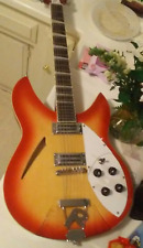 Tom Petty, George Harrison, Beatles 12 string electric Guitar replica