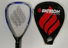 Ektelon Power Ring Freak Racketball Racket + New Grip