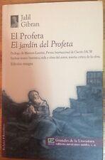 El Profeta: El jardin del Profeta by Jalil Gibran (paperback in Spanish, 2014)