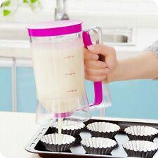 Manual Cake Batter Dispenser Baking Tools Plastic Batter Dispenser