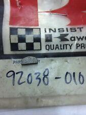 Kawasaki W1 W1SS W2SS KZ1300 Woodruff Key 92038-010 NOS