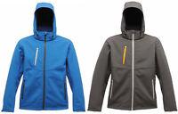 Mens Regatta Dropzone 3 Layer Softshell Jacket   X-Pro TRA672