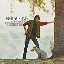 CD (NEU!) NEIL YOUNG - Everybody knows this is nowhere (HDCD Down by River mkmbh