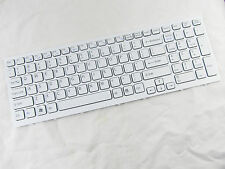 OEM Sony Vaio EB Series White keyboard Frame A1766426A 1-487-932-21 148793221