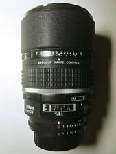 Nikon AF DC-NIKKOR 105mm f/2 D Lens + B+W UV HAZE FILTER | IMMACULATE CONDITION