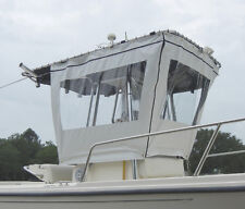 T-Top Boat Zip On Weather Enclosure Instant Weather Protection