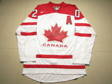 #20 Pronger White size 52 XL Team Canada 2010 Olympic Jerseys
