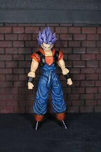 Sh Figuarts Dragonball Z Custom Gogito Figure Gogeta Vegito Goku Vegeta