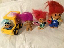 Russ troll dolls + troll bus