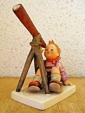 "Hummel Figurine ""Star Gazer"" Hum #132 Tm6 Goebel Germany Mint A098"