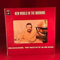 ROGER WHITTAKER New World In The Morning 1971 UK Vinyl LP EXCELLENT CONDITION
