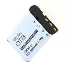 Original OTB Accu Batterij Casio Exilim EX-FH100 Akku Battery Bateria 1800mAh