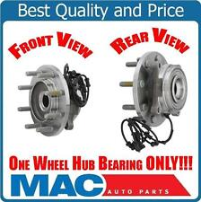 (1) Wheel Bearing Hub Assembly 515148 Fit For Front 4x4 Ram 2500 3500 2012-2014
