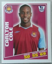 Topps Total Football 2009 #458 Carlton Cole - West Ham United