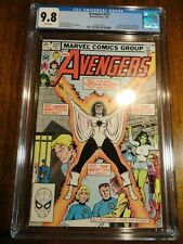 Avengers #227 Key CGC 9.8 NM/M Monica Rambeau Captain Marvel 1st Joins Disney +
