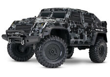 TRAXXAS 82066-4 TACTICAL UNIT Automodello Elettrico 4x4 1/10/CAR TRAXXAS TACTICA