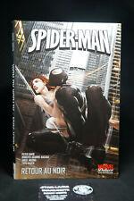 Spider-man - Retour au Noir - Marvel deluxe - Peter David