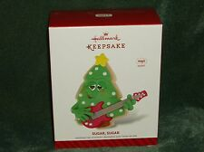 Hallmark 2014 Sugar, Sugar - MAGIC Ornament - NEW      (BIN #1)