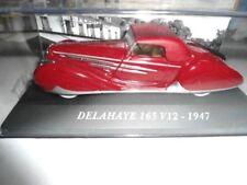 delahaye 165 v12-1947 altaya 1/43