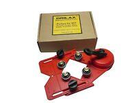 Drilax Drill Bit Hole Saw Guide Jig Fixture Vacuum Suction Base Cooler Input