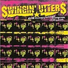 """SWINGIN' UTTERS """"DEAD FLOWERS, BOTTLES,..."""" CD NEU"""
