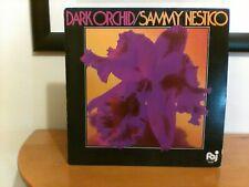 Sammy Nestico - Dark Orchid LP RARE Palo Alto PA-8081 Pete Christlieb Excellent!