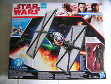 """Star Wars The Last Jedi First Order TIE Fighter & 3.75"""" TIE Fighter Pilot"""