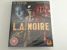 L.A. Noire (PS3) *NEW & SEALED*