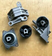 4PC MOTOR MOUNT WITH BUSHING FOR 2008-2010 PONTIAC G6 2.4L 4 SPEED FAST SHIPPING